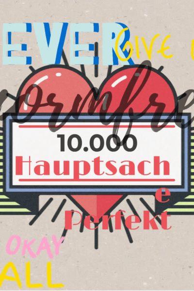 #3 Hauptsache Potential! Projekt 10.000